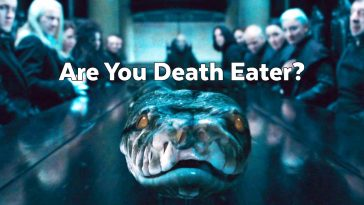Death Eater Harry Potter Quiz