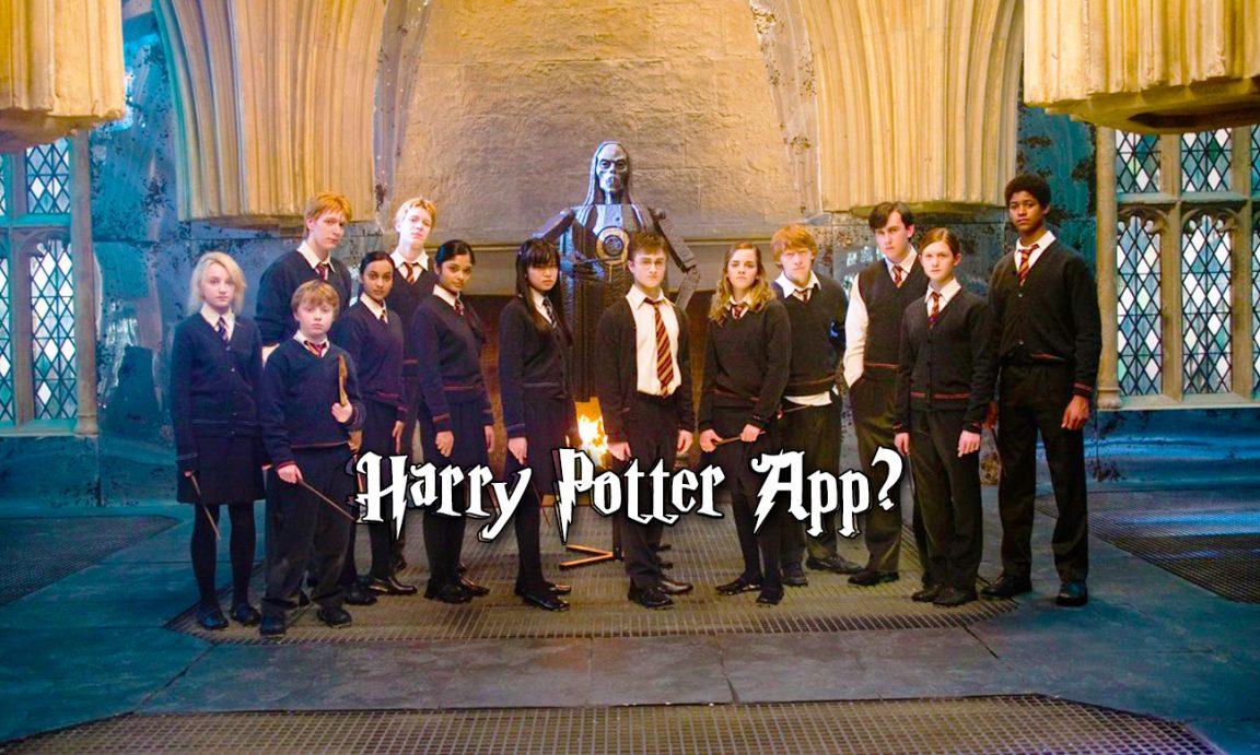Harry Potter App