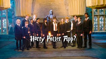 Harry Potter App