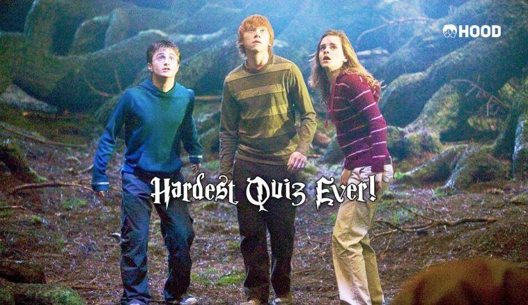 Hardest Harry Potter Quiz Ever