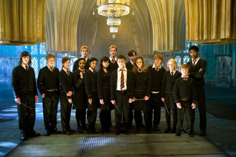 Can You Answer These 25 Harry Potter Questions Correctly? - image HarryPotter_WB_F5_DumbledoresArmyGroupImage_Promo_080615_Land-758x504 on https://potterhood.com