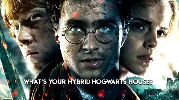 Harry Potter Quiz for Hybrid Hogwarts House