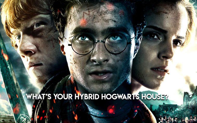 What Is Your Hybrid Hogwarts House Potterhood
