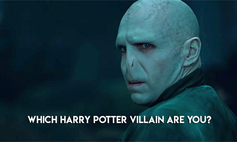Which Villain Are You From Harry Potter? - Potterhood