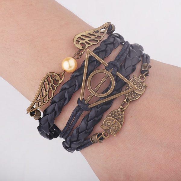 Infinity Potterhood Bracelet 3