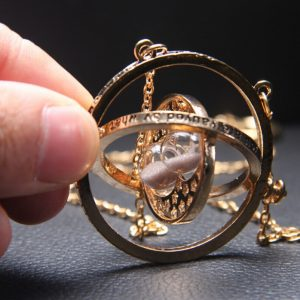 Time-Turner Pendant Necklace