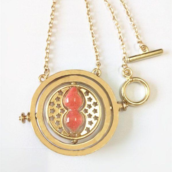 Time-Turner Pendant Necklace 5
