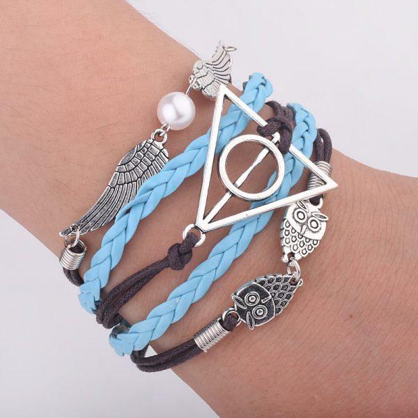 Infinity Potterhood Bracelet 2