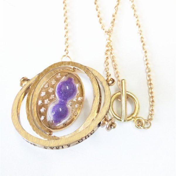 Time-Turner Pendant Necklace 4