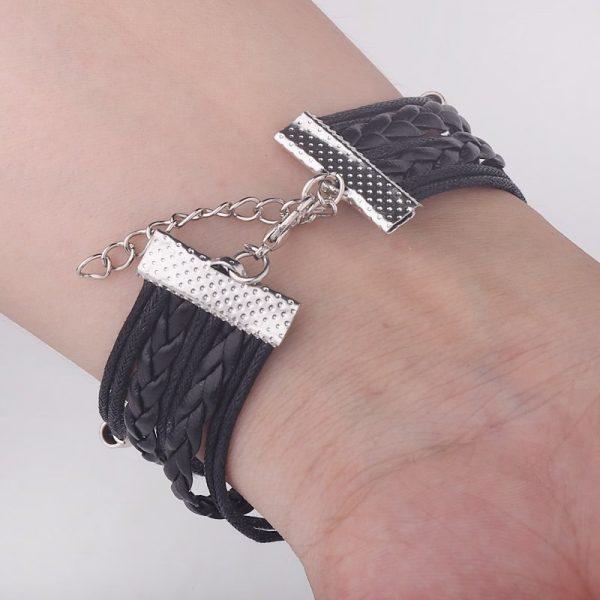 Infinity Potterhood Bracelet 4