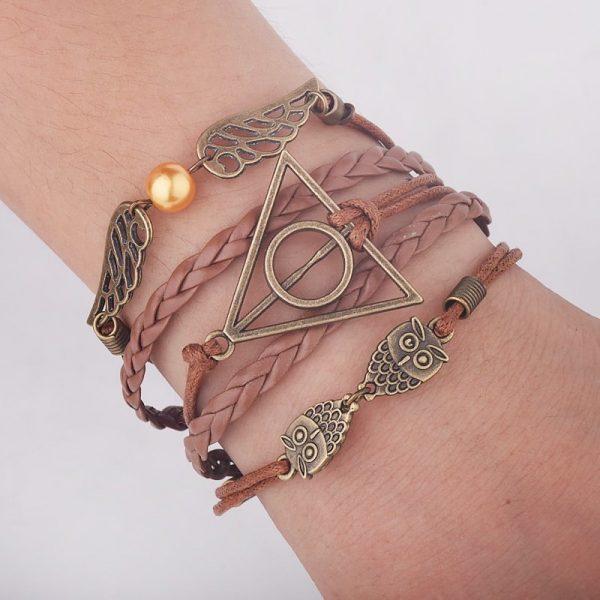 Infinity Potterhood Bracelet 1