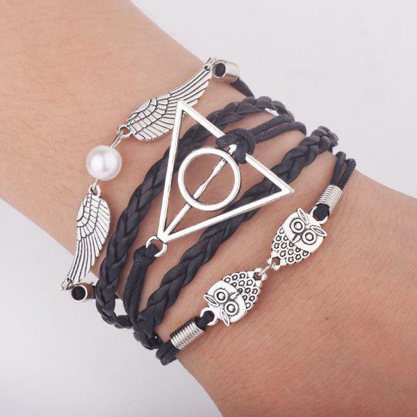 Infinity Potterhood Bracelet