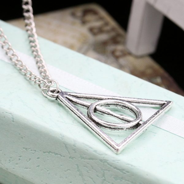 Deathly Hallows Pendant Necklace 1