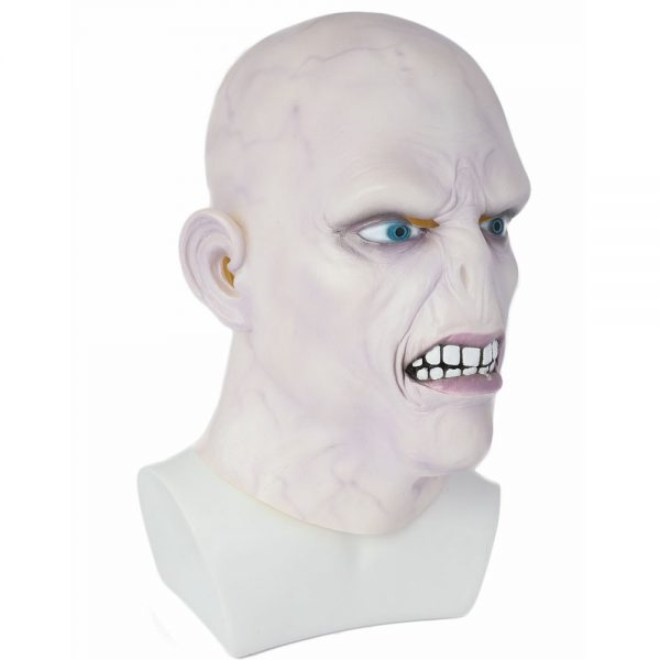 Scary Lord Voldemort Full Head Mask