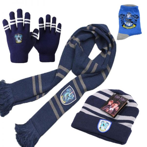 House Winter Combo Scarf+Beanie+Gloves+Socks 3