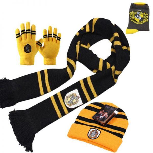 House Winter Combo Scarf+Beanie+Gloves+Socks 2