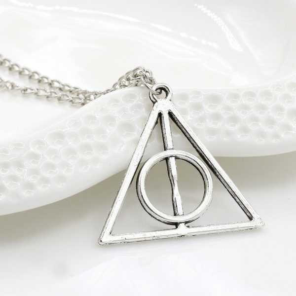 Deathly Hallows Pendant Necklace