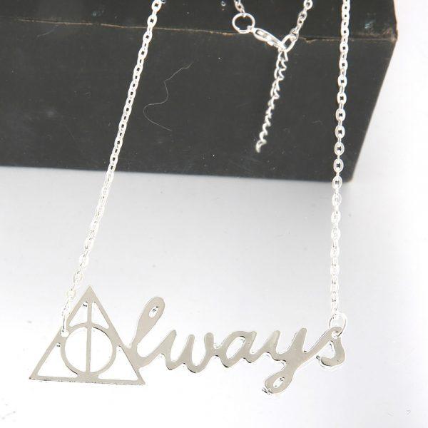 Always Pendant Necklace 2