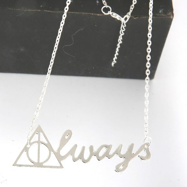 Always Pendant Necklace 2