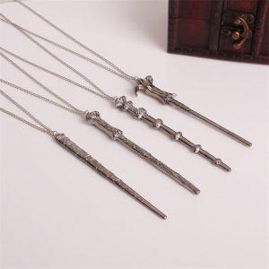 Wands Pendant Necklace