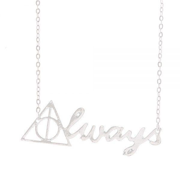 Always Pendant Necklace