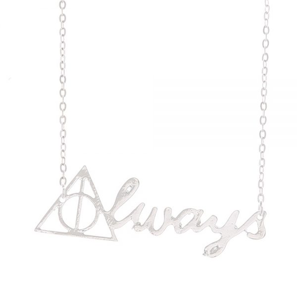 Always Pendant Necklace