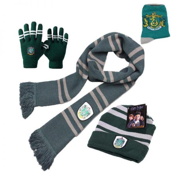 House Winter Combo Scarf+Beanie+Gloves+Socks 1