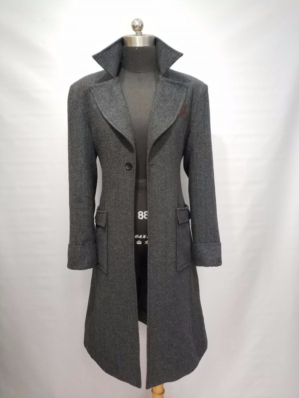 Fantastic Beasts Overcoat Costume 2