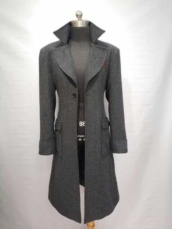 Fantastic Beasts Overcoat Costume 2
