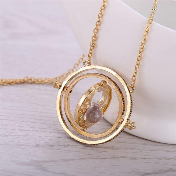 Time-Turner Pendant Necklace 2