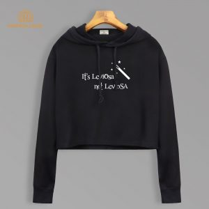 Women Leviosa Cropped Sweatshirt