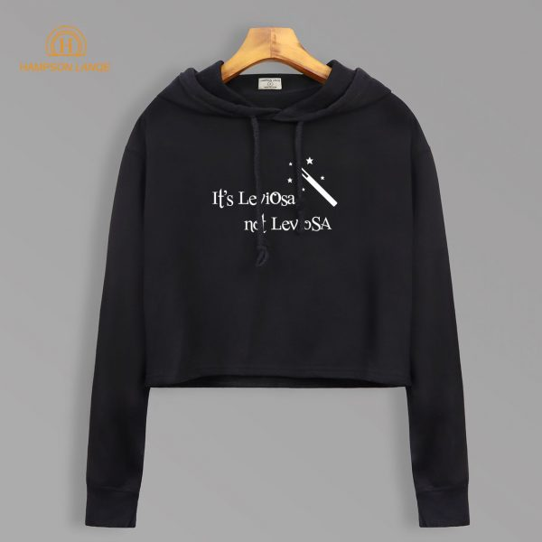 Women Leviosa Cropped Sweatshirt