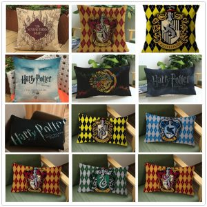 Potterhood Pillow Covers