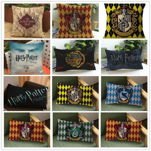 Potterhood Pillow Covers