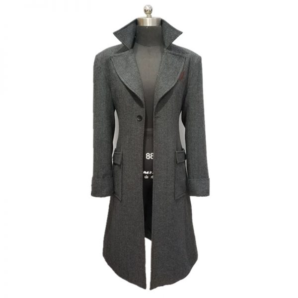 Fantastic Beasts Overcoat Costume