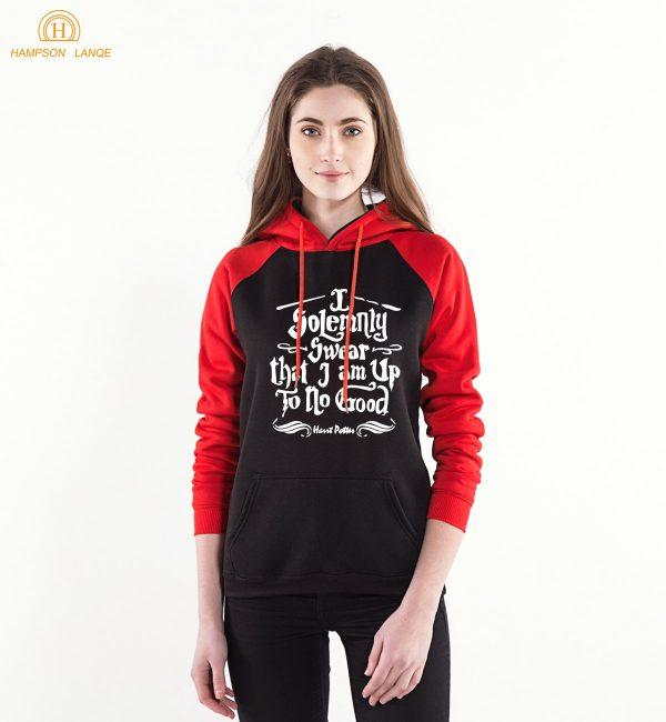 Swear Women Hoodie Sweatshirt 4