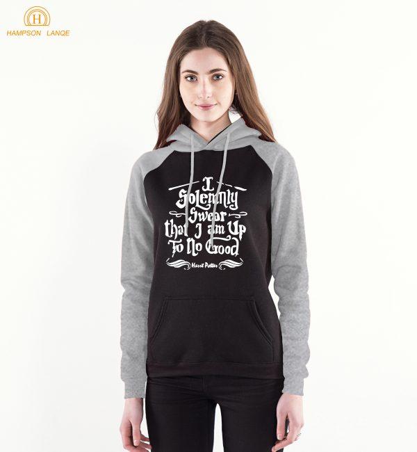 Swear Women Hoodie Sweatshirt