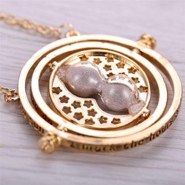 Time-Turner Pendant Necklace 1