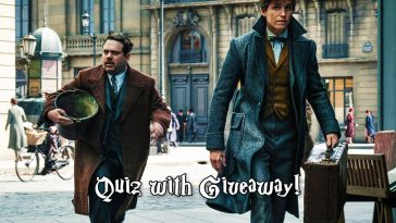 Fantastic Beasts Quiz