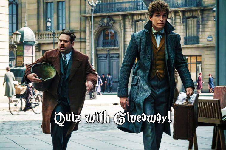 Fantastic Beasts Quiz