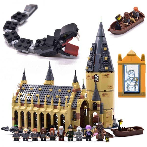 Potterhood Building Blocks 1