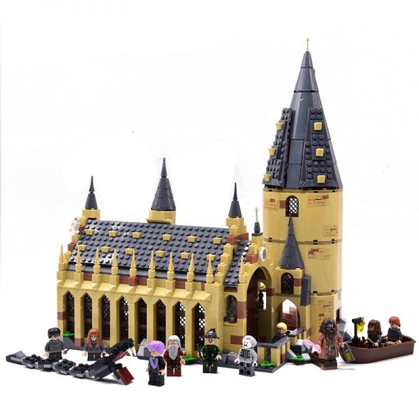 Potterhood Building Blocks 2