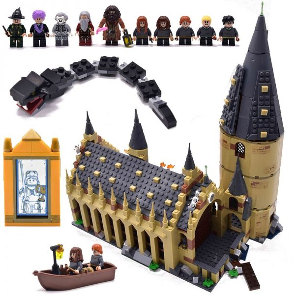 Potterhood Building Blocks 4