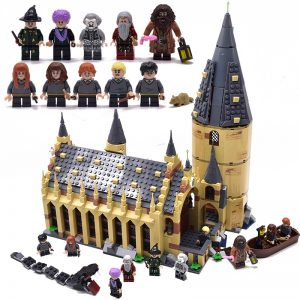 Potterhood Building Blocks