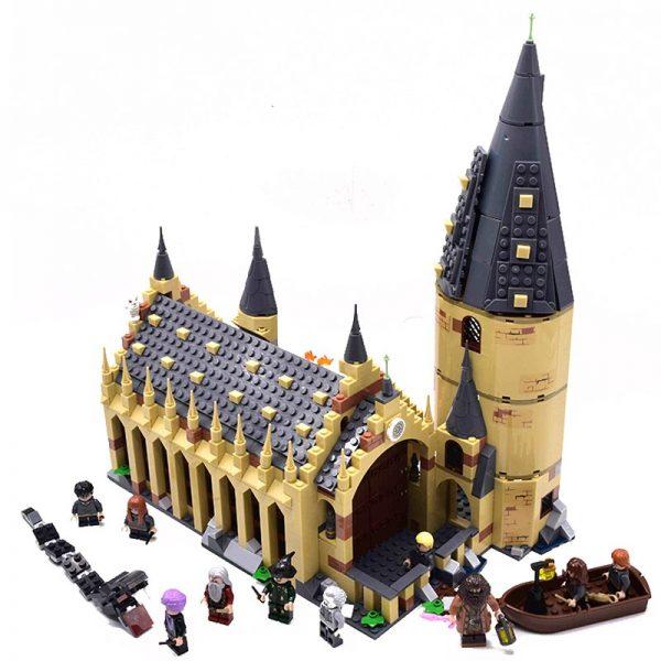 Potterhood Building Blocks 3