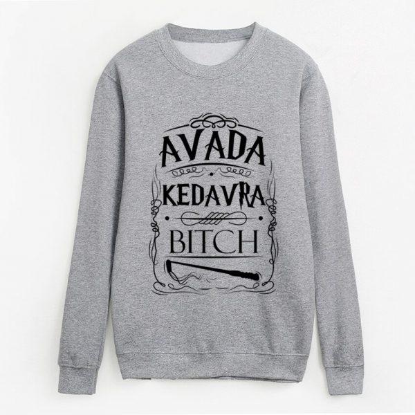 Potterhood Women Sweatshirt 4