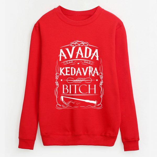 Potterhood Women Sweatshirt 5