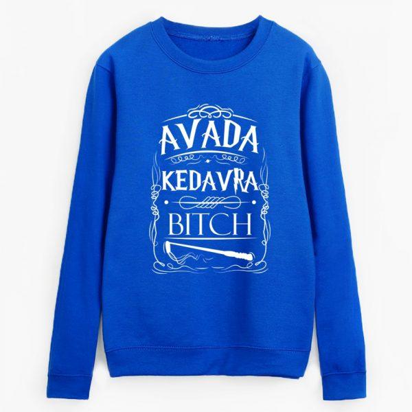 Potterhood Women Sweatshirt 1